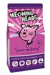 MEOWING HEADS Purr Nickety 4kg
