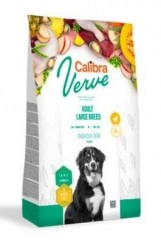 Calibra Dog Verve GF Adult Large Chicken&Duck 12kg