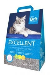 Brit Fresh for Cats Excellent Ultra Bentonite 10kg podestýlka