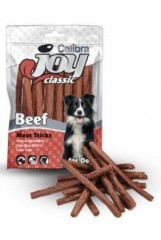 Calibra Joy Dog Classic Beef Sticks  80g New