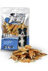 Calibra Joy Dog Classic Fish&Chicken Slice  80g New